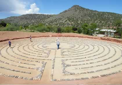 Explorations into Energy Consiousness, Sedona, 2008