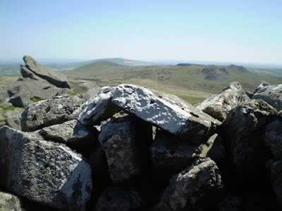Preseli Spotted Dolerite (Bluestone) is a 480 million year old metamorphic igneous rock